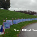 Image for the Tweet beginning: Country Meadows thanks EVERY veteran