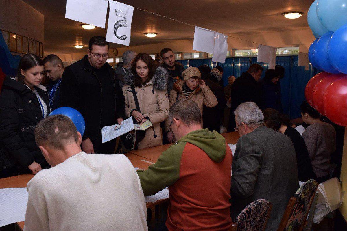 Выборы в ДНР и ЛНР показали, что Донбасс на Украину уже не вернётся