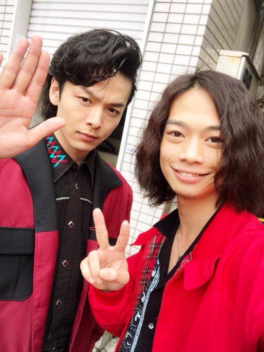 『今日から俺は!』ご視聴下さった皆様、ありがとうございやした。東京BOYSのゴローちゃんこと池田っす。千葉のカッペを狩りに行ったはずが逆にボコボコにされちゃった♡笑もう千葉には手をだしましぇん。こえーこえー。