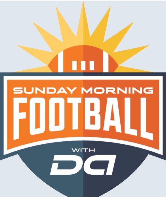 Sunday Morning Football ☀️ 9:45a ET: Excessive Celebration 10: Dez tears Achilles 10:20: @TheKostos, Resident Sharp 10:40: The Insiders / Football Forecast 📺: 🔊: SiriusXM 206 🎧: @CBSSportsRadio Photo