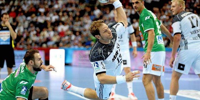 Jetzt im #Liveticker: @thw_handball empfängt @FRISCHAUFGP #KielHat Foto