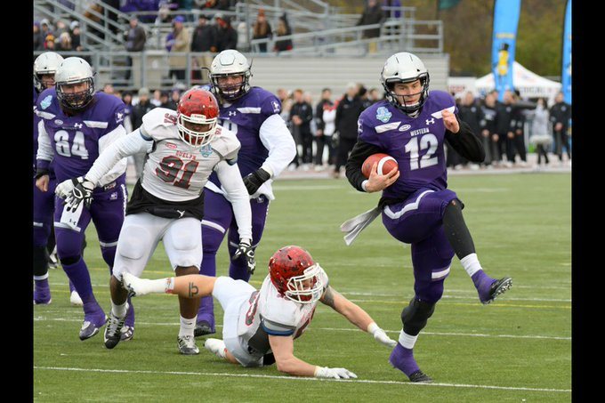 .@guelph_gryphons #YatesCup dream ends with a thud against @westernuFB Photo