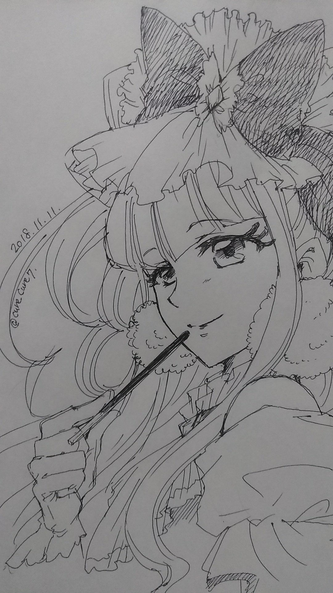 零華 (@cure_cure7)さんのイラスト