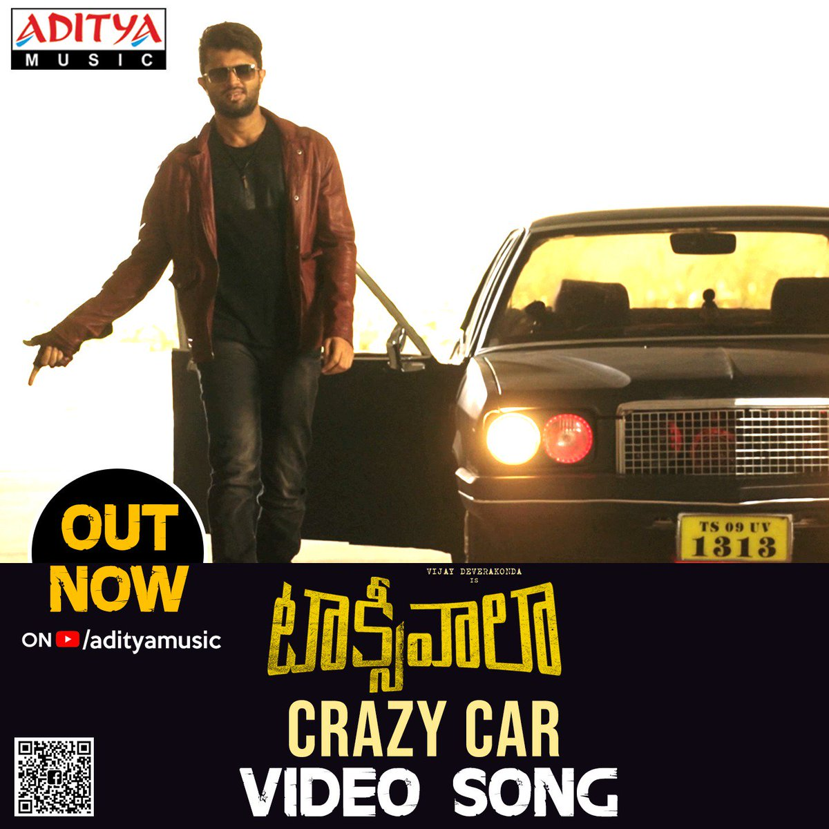 Aditya Music On Twitter Crazycar Video Song Is Out Now From