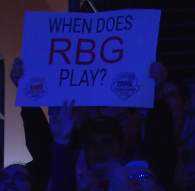 RT @RBG_Esports: Whoever is at #LANVegas @RLEsports and made this for us, you are amazing! https://t.co/J8tNcecF5W