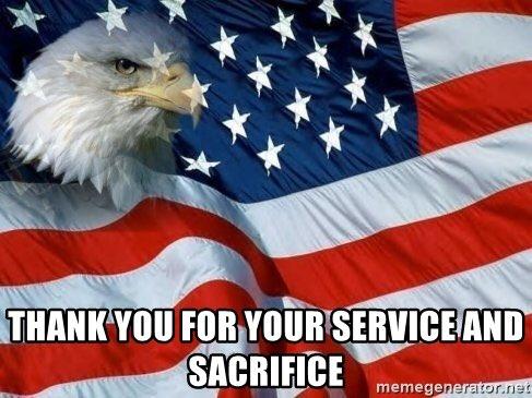 #VeteransDay