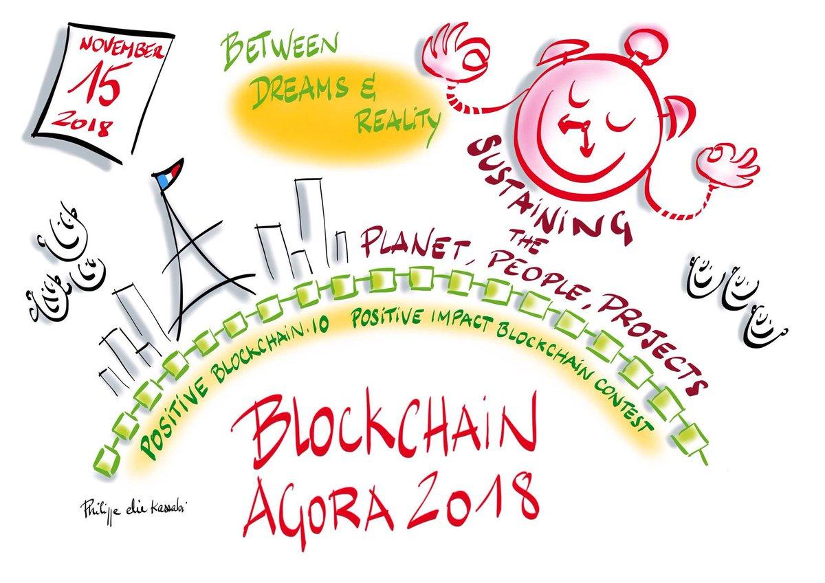 "Ceptr jean-françois noubel on twitter: ""blockchain agora has given"