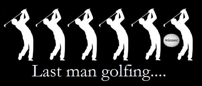 Last Man Golfing R4 Nedbank Golf Challenge 2. Garcia - A Pickford 11. Bjerregaard - D Rankin - - - - - 21. Kaymer - @stephen31077 Photo