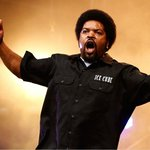 Image for the Tweet beginning: Ice Cube Targets #Trump in