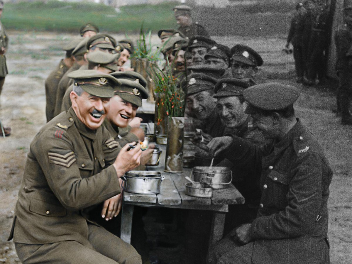 This evening the Peter Jackson film #TheyShallNotGrowOld will be shown on BBC 2 - discover the #WW1 stories behind some of the voices featured, in this #LivesofWW1 Community: http://ow.ly/8hiD30mzHF0 #Armistice100