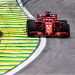 #Seb5 is 2.5 to #Kimi7 #BrazilGP