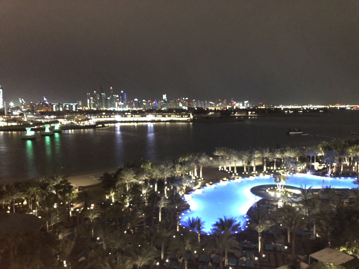 Just arrived in Dubai for the @DPWTC and finale for the #RaceToDubai! Such great memories in this city and Atlantis- The Palm! Next week, one of my other favorite stops for the @HonmaHKopen! #EuropeanTour