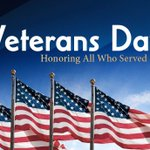 Image for the Tweet beginning: Thank you to all Veterans!
