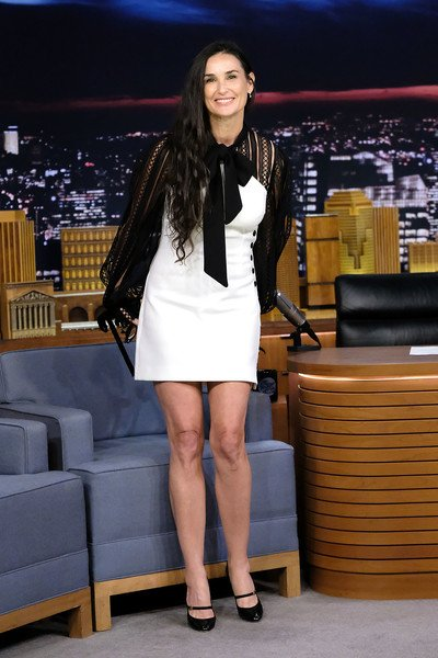 Happy birthday to Actress Demi Moore  56 today