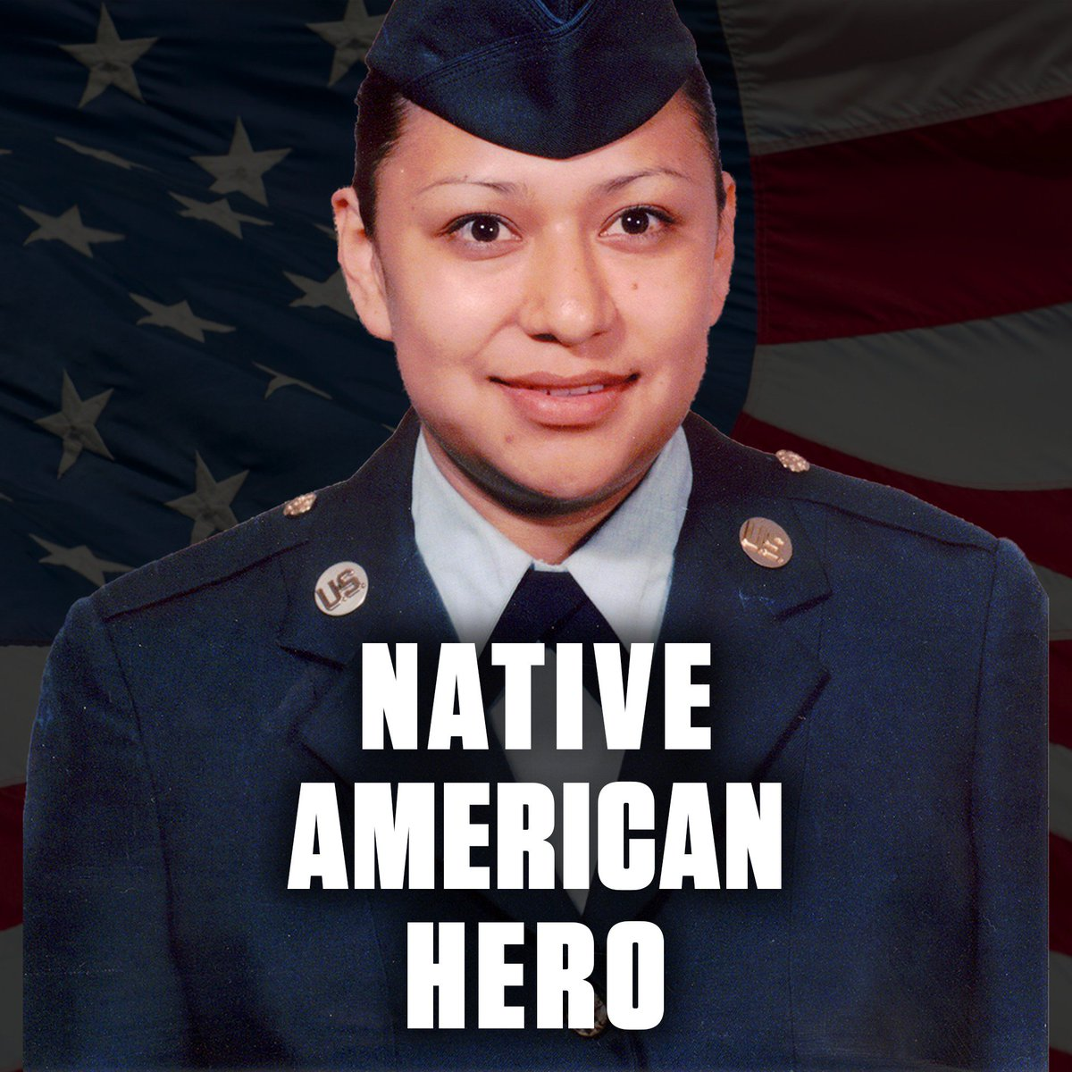 """We feel that Lori's purpose on this Earth was to bring people together in peace and unity...that is her legacy."" This #VeteransDay we're honoring those who've served, including Lori Piestewa.  #NativeAmericanHeritageMonth"