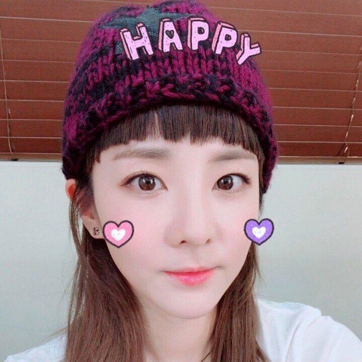 언니 생일축하해요 🎉 🎂 #ForeverYoungDARA #Dara #산다라박 #다라 #2NE1