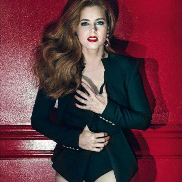 Amy Adams's Red-hot look in GQ Magazine http://blogonbabes.com/amy-adams-red-hot-look-gq-magazine/… #AmyAdams #Redhot #Hollywood #USA