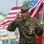 Image for the Tweet beginning: God bless all veterans! We