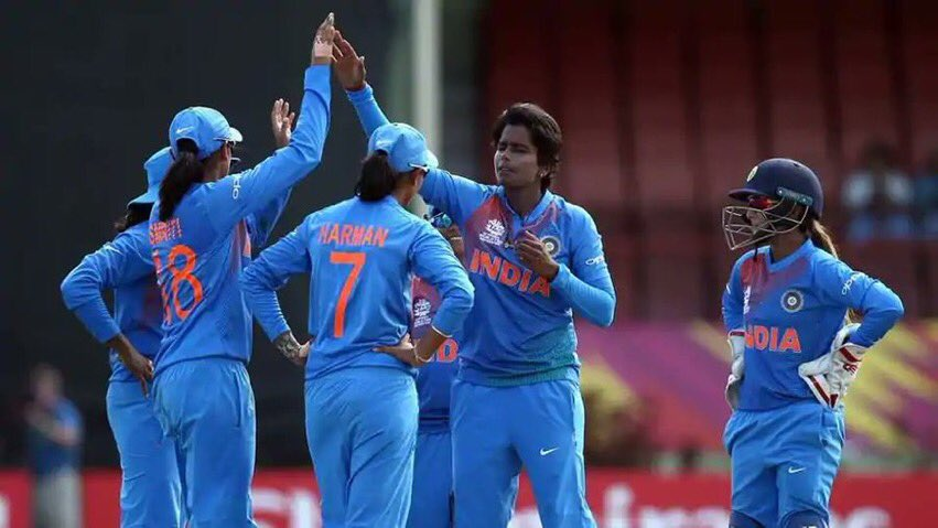 Good day for Indian cricket. Win against #Windies followed by one against Pakistan. #WWT20 #INDvPAK