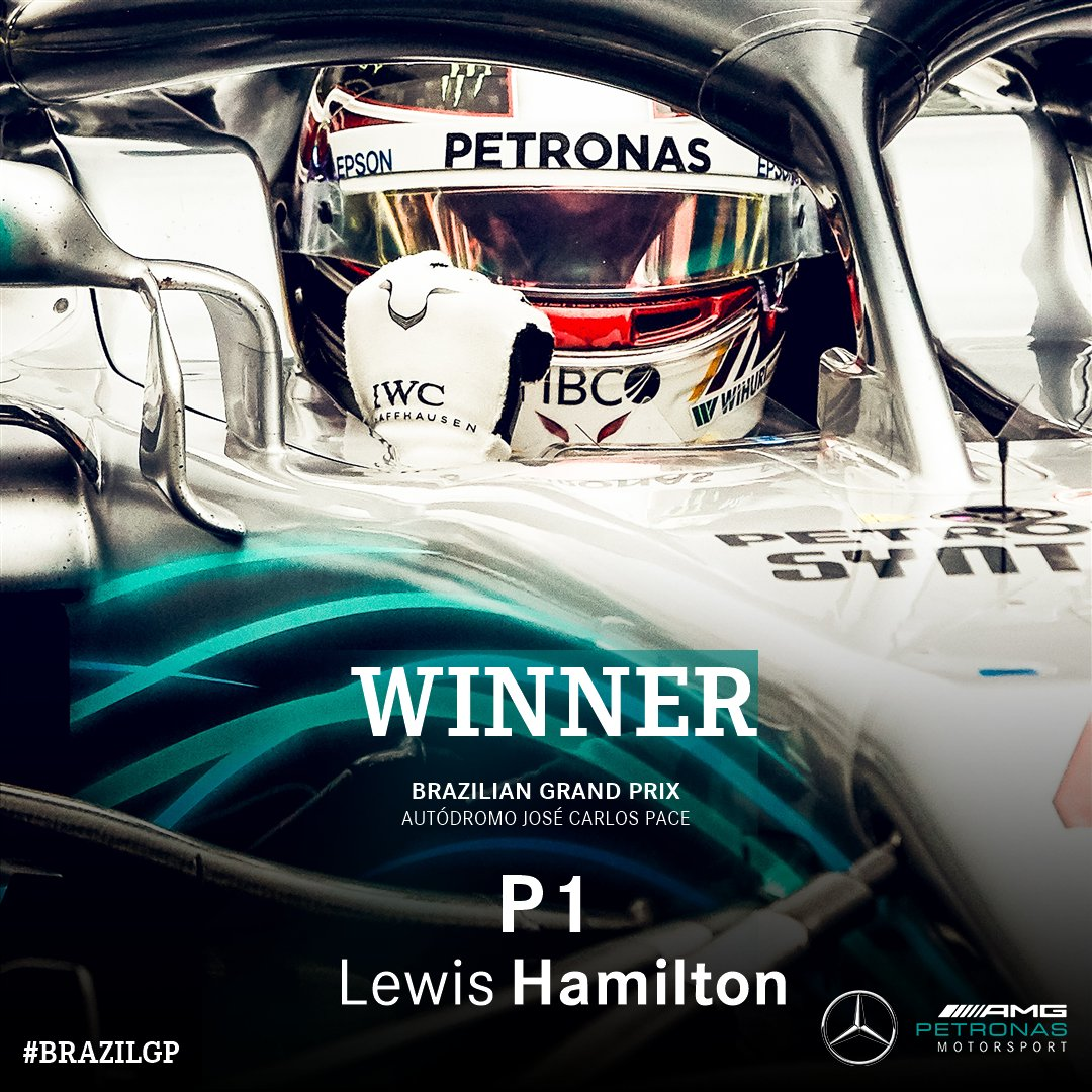 Max Verstappen's fury after Lewis Hamilton wins in Brazilian Grand Prix