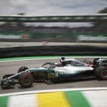 What an amazing achievement. Congratulations @LewisHamilton  @ValtteriBottas  & the @MercedesAMGF1  team for winning the 5th consecutive #F1 World Constructors' Championship. We are so proud of this fantastic team! #BrazilGP #Formula1 #Campione #Mercedes #Daimler