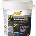 Image for the Tweet beginning: ASFALTO EN FRIO, tiene las