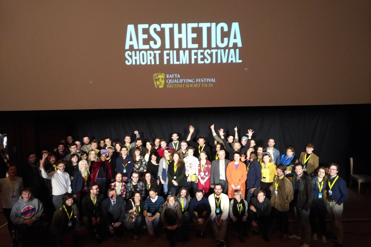 Thank you @ASFFest for a fabulous, beautifully organised festival @NFSFilmTV students met filmmakers, industry folk, attended masterclasses, they listened, talked, and talked some more and came away inspired (we know because they said so). @MA_documentary