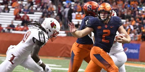 Syracuse football rises to #12 in polls