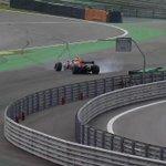 A race defining moment 💥 #BrazilGP 🇧🇷 #F1