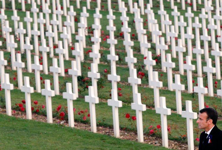 100 años del final de la Primera Guerra Mundial #dep #rip #FirstWorldWar #PrimeraGuerraMundial