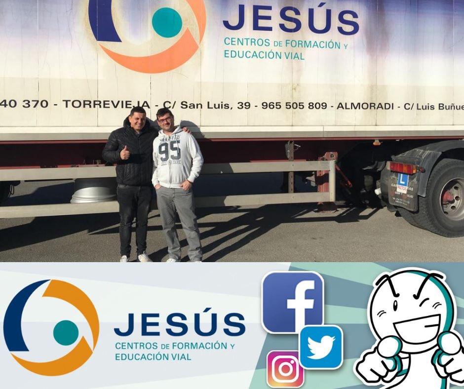 Autoescuela Jesus On Twitter Alumnos Jorge Rolando