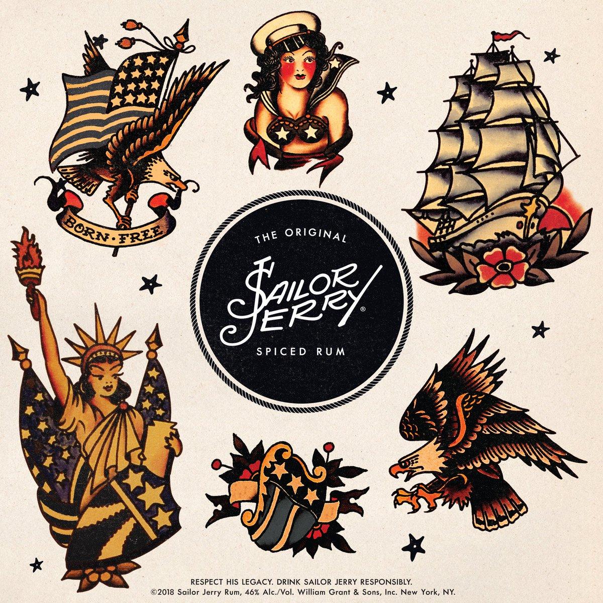 sailor jerry sailorjerry twitter