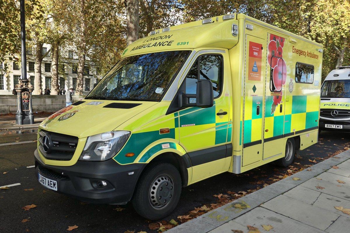 Ambulance Service Poppy