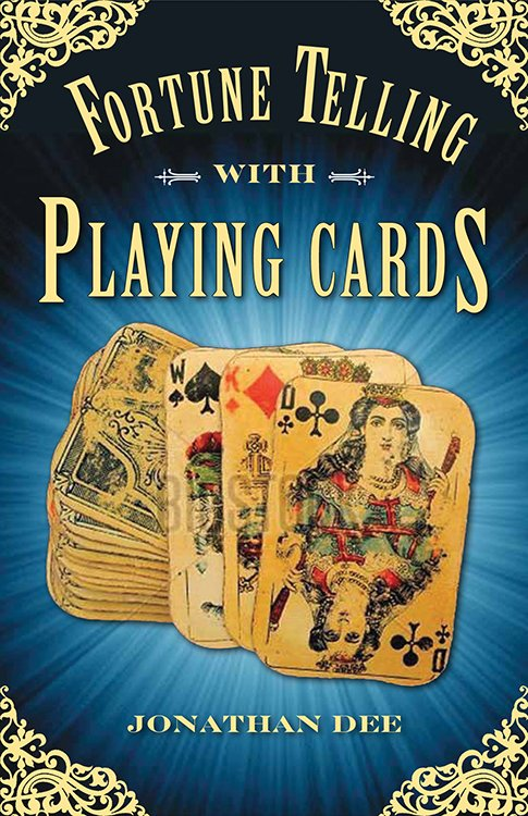 NEW BOOK ALERT - Fortune Telling with Playing Cards by Jonathan Dee https://t.co/YIDg6SkQ2J #FortuneTellin https://t.co/xnxbemGpHM