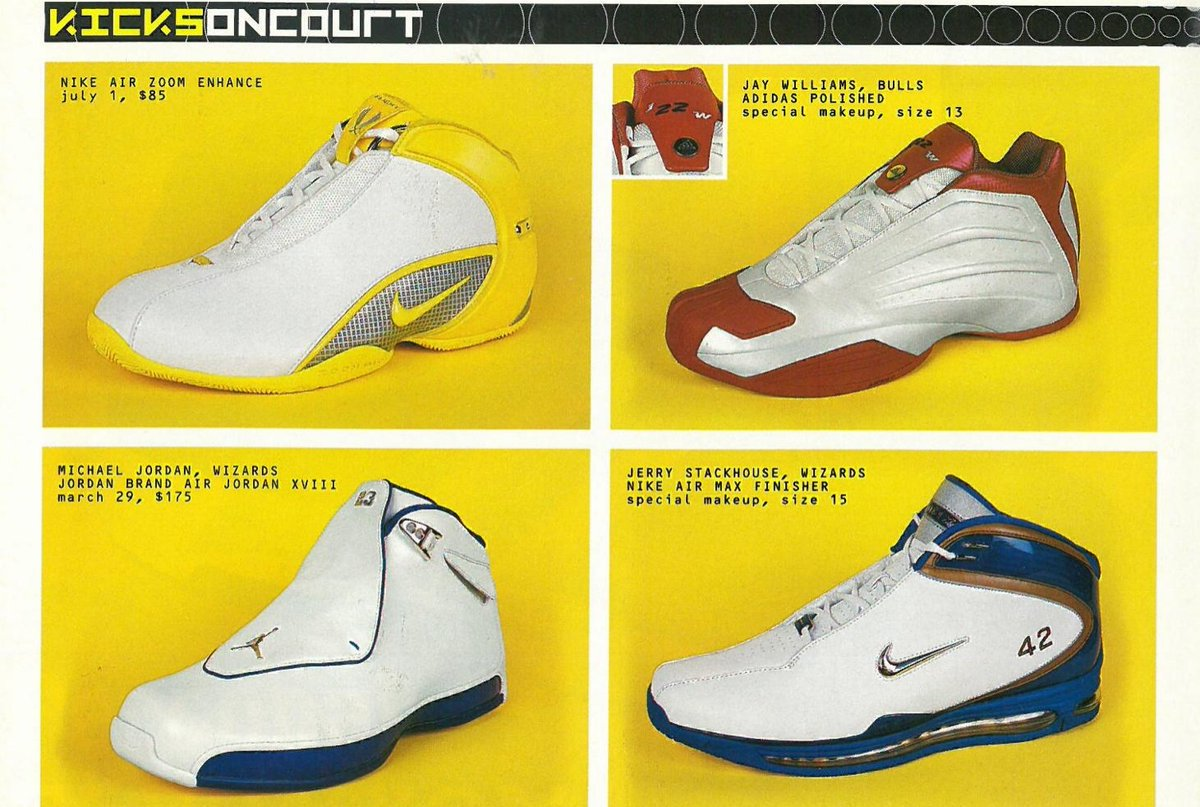 Throwback To @SLAMonlineWith Their Classic Kicks On Court Recaps.  https://t.co/junLL3tpEJ https://t.co/cP0KsRg9yQ