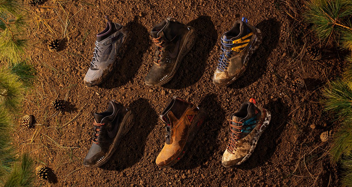 4572536426f5 A new Nike ACG Holiday footwear collection is coming this Thursday to Nike  CA and boutiques. Stay tuned this week for more information to what models  will ...