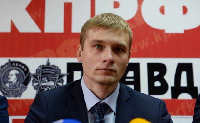 Новым главой Хакасии избран коммунист Коновалов Фото