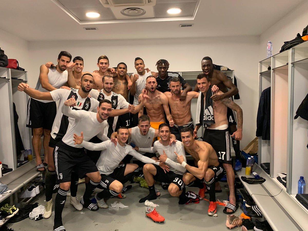 RT @PauDybala_JR: Vamooooos !!!! ⚽️⚪️⚫️💪🏼 #finoallafine #juventus #serieA #football #futbol #MilanJuve https://t.co/21tAnQi8gP