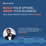 Most of our #success happens from loose or not well-known ties. @JonLevyTLB nurtures his #relationships because they result in referrals from people he would have never been able to #connect to on his own. #realrelationships #podcast https://t.co/kTJ3UfGeFa