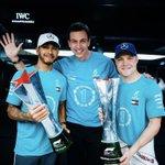 Constructors Champions 2018!  #VB77 #F1 @MercedesAMGF1