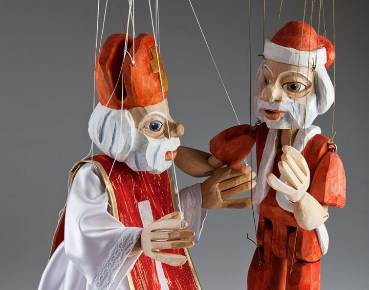 Only 14 days to have your marionettes home safe before Christmas🌟 - https://t.co/qxor16PYQJ https://t.co/RsKidZouXI