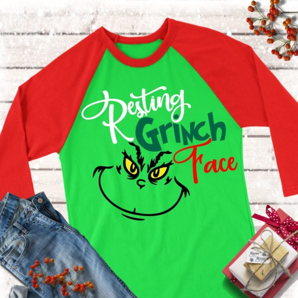 Christmas Grinch Svg.Value Chopper On Twitter Resting Grinch Face Grinch Face