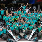 What an achievement 👏  @MercedesAMGF1 are F1 constructors' champions for the fifth year in a row  Full analysis and reaction >> https://t.co/MBI4wByGQ0  #F1 #BrazilGP 🇧🇷