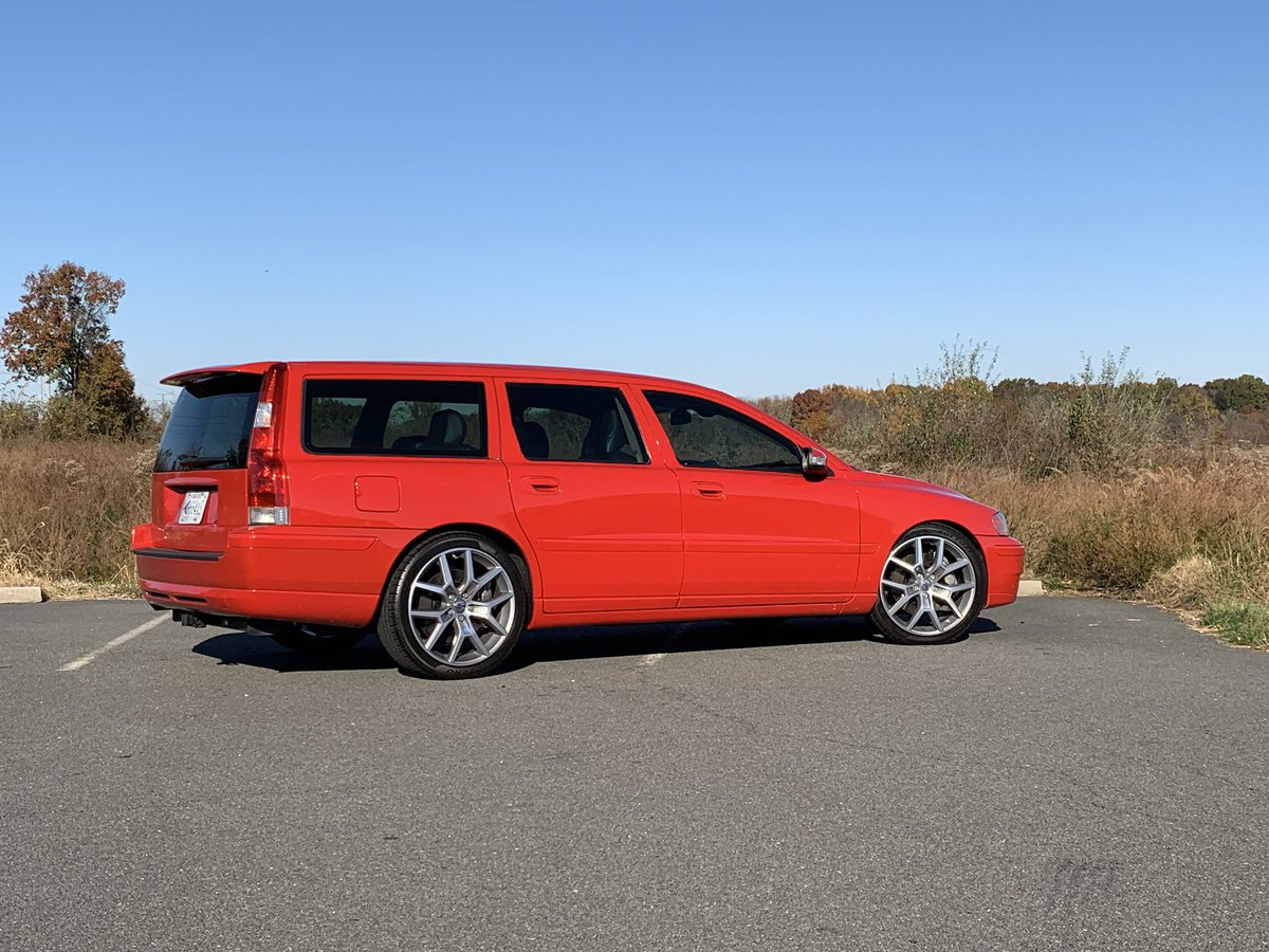 Swedespeed On Twitter Our 2007 Volvo V70r Is Back On The Road And Looking Better Than Ever Wagonspotting