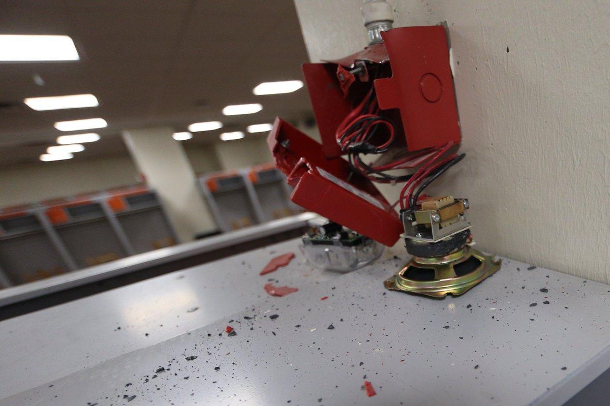 Saints coach Sean Payton smashed fire alarm in locker room at Paul Brown Stadium