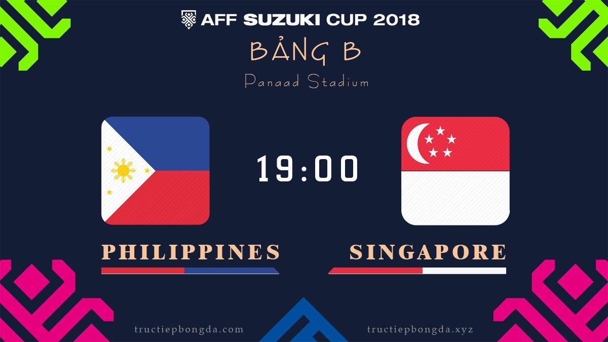 Xem lại: Philippines vs Singapore