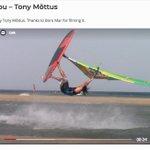 Image for the Tweet beginning: Tony Möttus lands a big