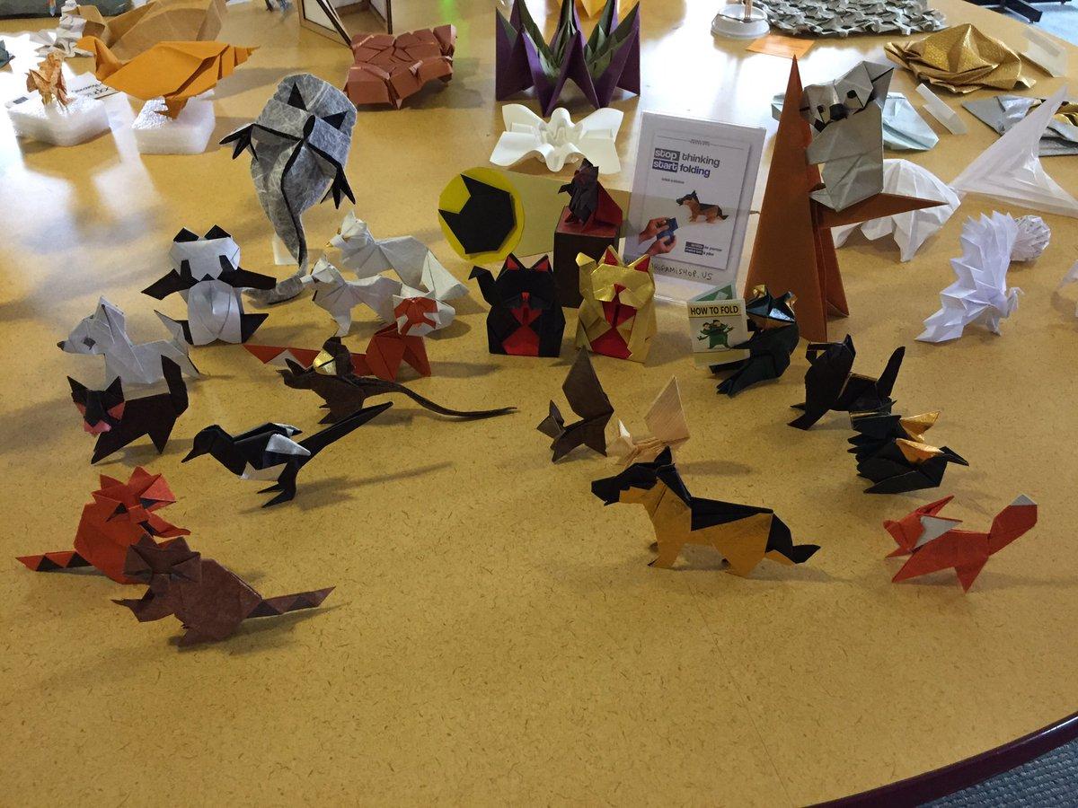 Maneki Neko Oriol Esteve | Gilad's Origami Page | 900x1200