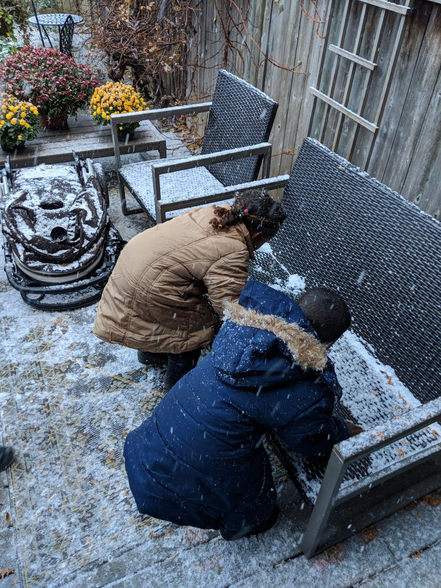 Trudeau retweets video of Eritrean children seeing snow for first time