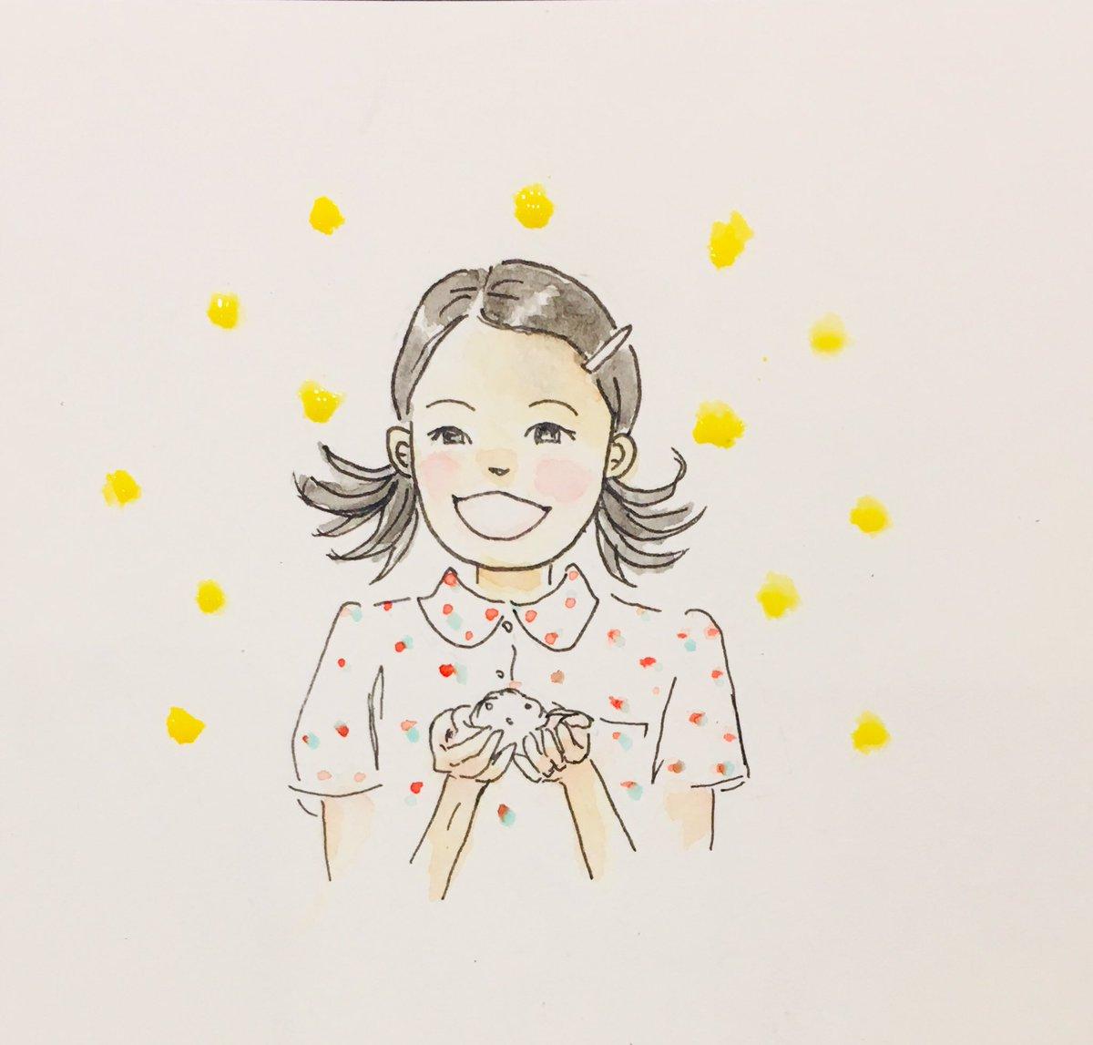 RT @oekakishiratama: 癒しのタカちゃんをおいておく。  #まんぷく #ぷく絵 https://t.co/s8JmFlUmBf